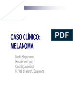 Caso Melanoma