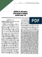 Terjemah tafsir Zilalil Quran syekh asy-syahid Sayyid Quth Al Maarij