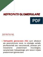 2.Nefropatii glomerulare