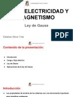 FEyM Ley de Gauss_L3