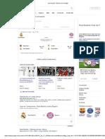 Real Madrid - Buscar Con Google