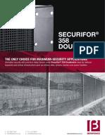 Product Flyer 2017 - Securifor+358+Doubleskin