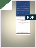 Plan de Comunicación Externa Interna