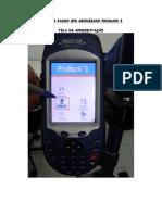 PASSO A PASSO GPS GEODÉSICO MAGELLAN PROMARK 3.pdf