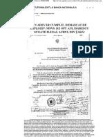 JAF INSTITUTIONALIZAT LA BANCA NATIONALA A ROMÂNIEI