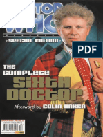 Special Edition 03 - The Complete Sixth Doctor (2003)