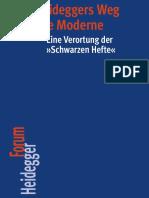 (Heidegger Forum) Hans-Helmuth Gander, Magnus Striet-Heideggers Weg in die Moderne_ Eine Verortung der »Schwarzen Hefte«-Vittorio Klostermann (2016).pdf