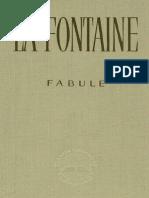 Povesti Copii Fabule La Fontaine Fabule