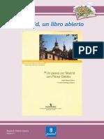 El Madrid de Perez Galdós (Madrid libro abierto)
