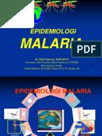 Epidemiologi Malaria.ppt