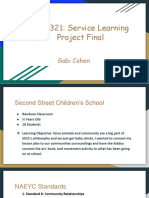 tls 321  service learning project final