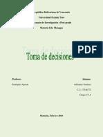 02 Toma de Decisiones
