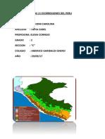 Las 8 Ecorregiones Del Peru