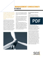 SGS IND Wind Project Management Consultancy in India A4 en 14