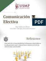 Liderazgo_sesion 3 Comunicacion Efectiva Usmp