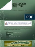 Consultoras en El Perú