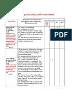 teaching practice task 4