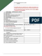 Check List NFC-E