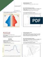 Examen de Geografía de Septiembre 2010. Selectividad de Castilla la Mancha (PAEG)