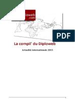 2015 Actualite Internationale Diploweb