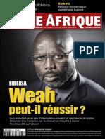Magazine Jeune Afrique N 2975 (14 Au 20.01.2018)