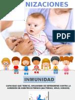 Inmunización Listo Horasmy