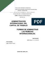 Taller de Finanzas Internacionales.