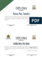Diploma Berckemeyer