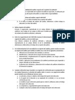 Cuestionario II Parcial - NIAS II