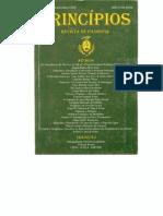 Revista Princípios, Vol. 03, número 4, 1996