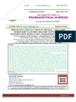 PREPARATION AND EVALUATION OF CHITOSAN - GLICLAZIDE MICROPARTICULATE DRUG DELIVERY SYSTEMS BY AN EMULSIFICATION- DESOLVATION- CROSSLINKING TECHNIQUE