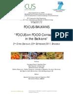 Surveys in Balkan