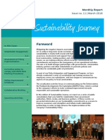 Goodhope Asia Holding Sustainability Journey March 2018