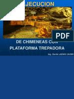 Ejecucion de Chimeneas Con Plataforma Trepadora