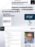 7. 38 TOCPA Paris March 2018 - Ortec - Software Development Consistently Wi...