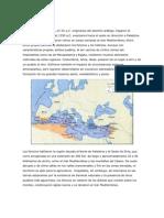 informe fenicios
