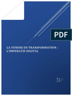 La Transformation Digitale Tunisie