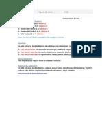 Planilla de Excel de Ventas Semanales