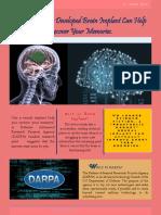 Brain Implant - IMC401
