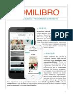Komilibro Schools- Presentación de Proyecto