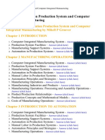 Automation Production System and Computer Integrated Manuacturing - Lecture Notes, Study Material and Important Questions, Answers