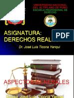 Derechos Reales - Capitulo i - Teoria de Los Bienes (1)