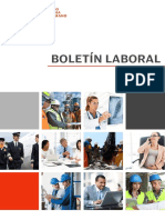 Boletin Laboral Julio 2017