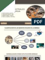 Residuos Industriales en Metalurgia