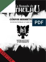 Corpus Hermeticum v01c05 - Muerte en El Expreso (Prev)