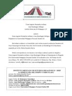 Cuadro de Analisis-Modelo Edu. 2016...Mtro. Cesar Hdz. y Juan Mondragon