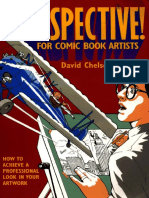 Perspective for Comic Book Artist- David Chelsea
