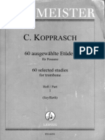 165062920 Kopprasch Trombone Method