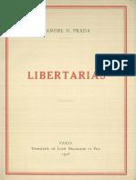 Libertarias Manuel g Prada
