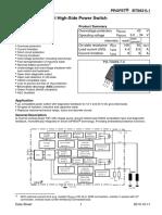 Infineon Bts621l1 e3128a Ds v01 00 En